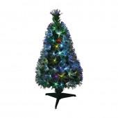 Sapin de Noël artificiel décoré