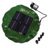 Fontaine solaire flottante