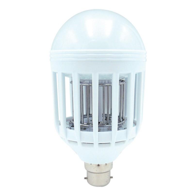 Ampoule anti moustique avec éclairage LED