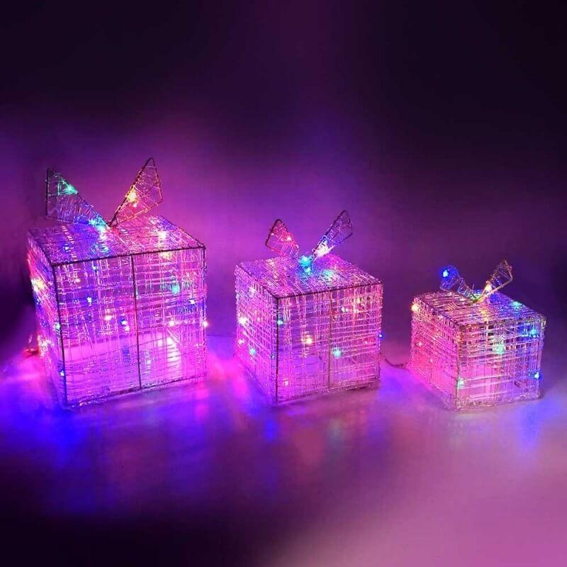 Paquet cadeau lumineux par 3 (1)