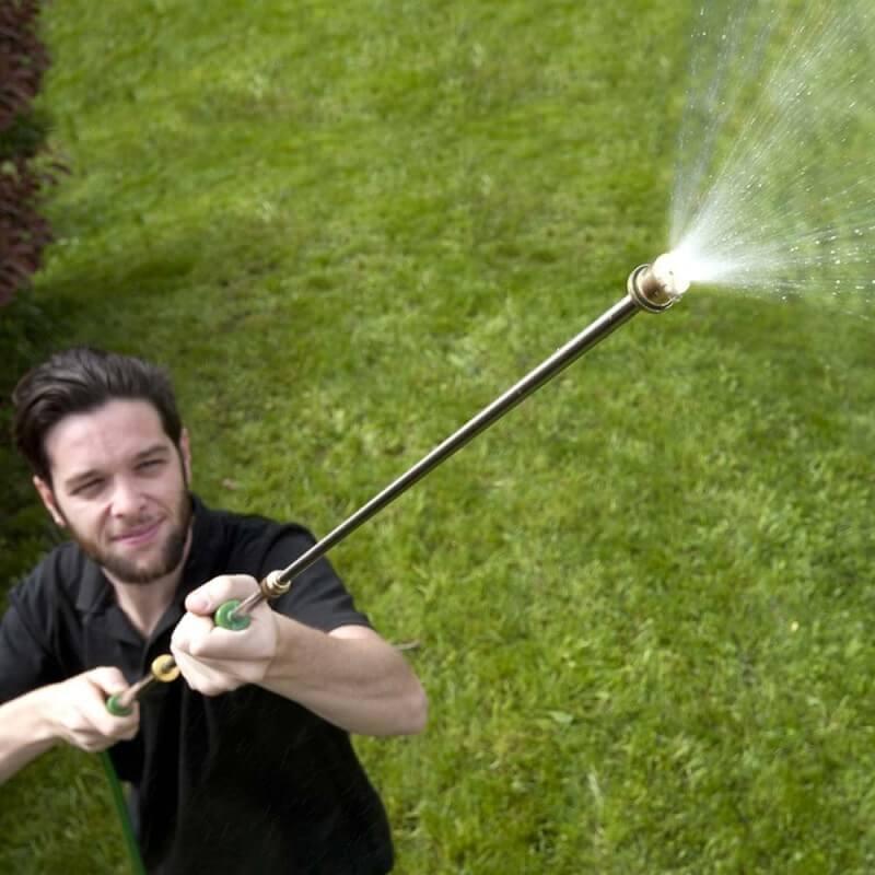 Lance de pulvérisation avec pompe à main (1)