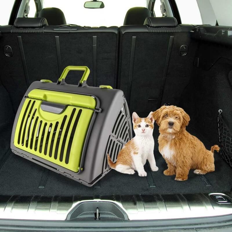 Caisse de transport chat et animaux (2)
