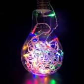 Guirlande LED à piles