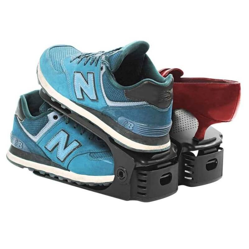 Range chaussures gain de place - lot de 5 (1)