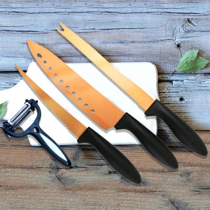 Couteaux de cuisine x3 (3)