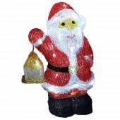 Père Noël lumineux 30cm