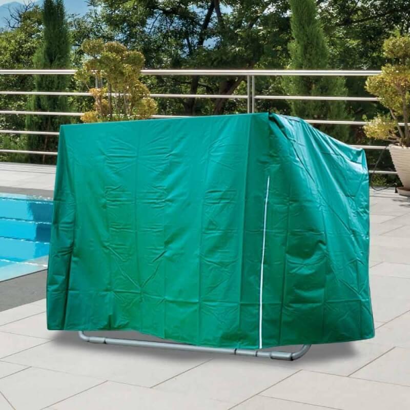 Housse de protection PVC balancelle - extérieur (2)