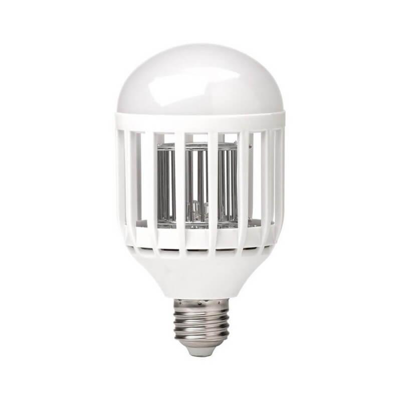 Ampoule anti moustique lumière bleue