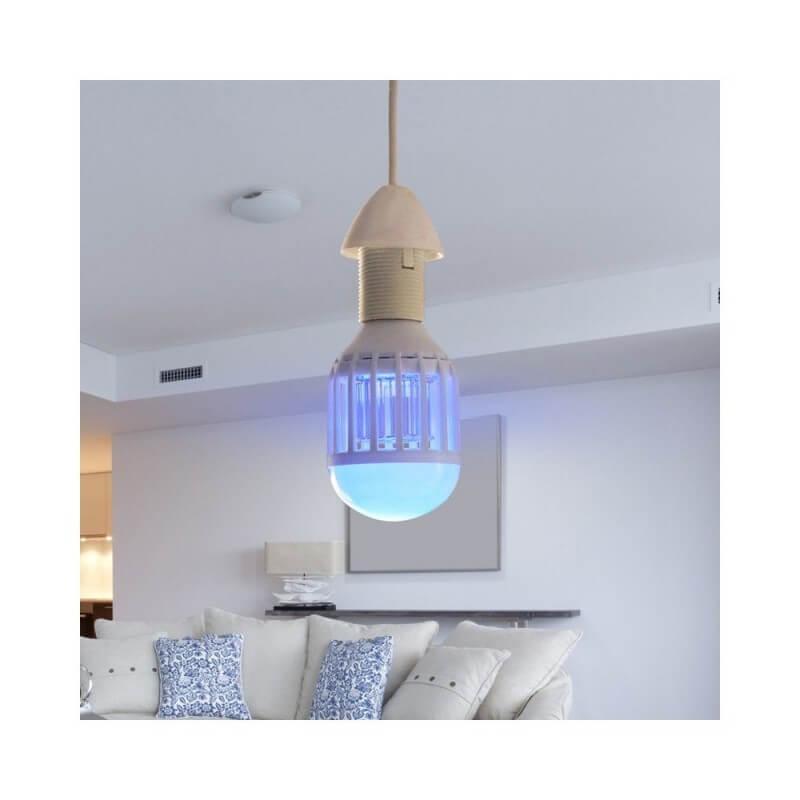 Ampoule anti moustique lumière bleue (1)