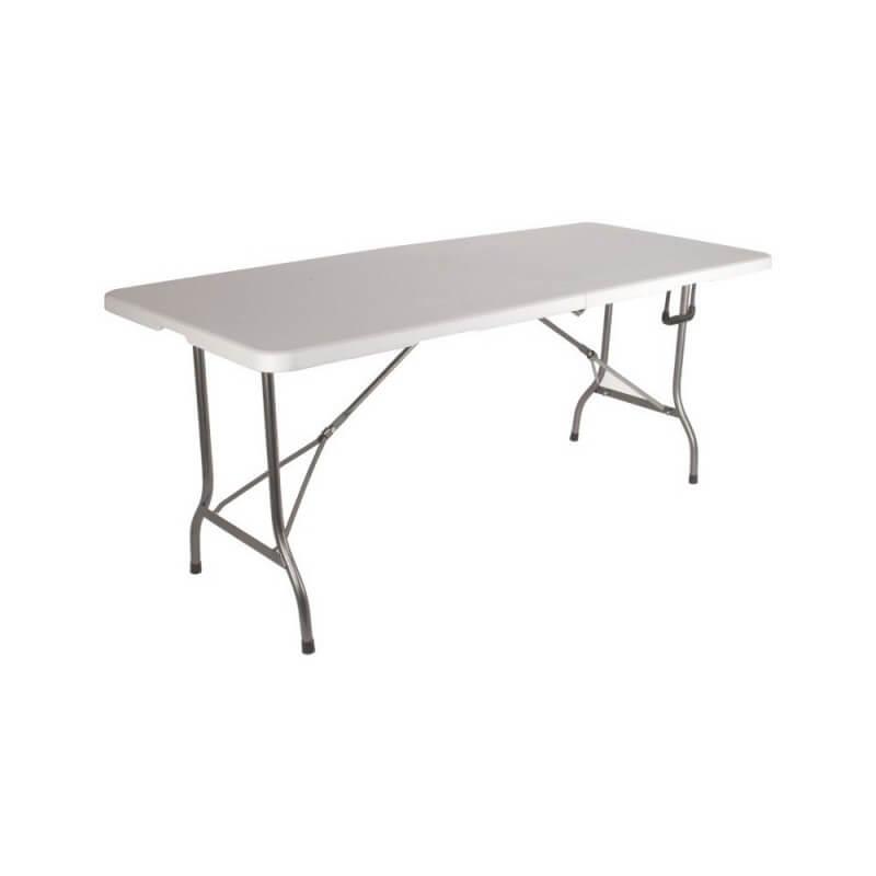 Grande table de jardin pliante 8 pers