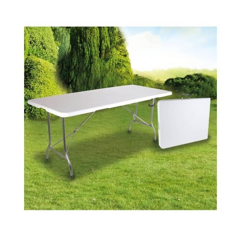Grande table de jardin pliante 8 pers (7)