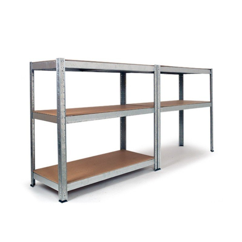 Etagère modulable en métal pour charges lourdes (3)
