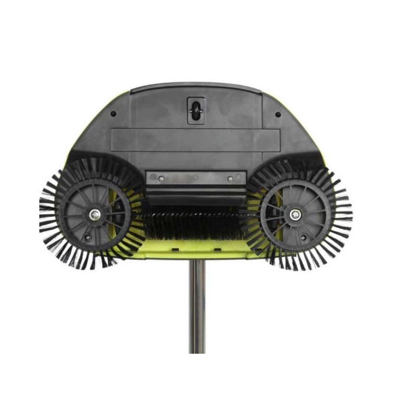 Balai ramasse miettes mécanique 360° (3)
