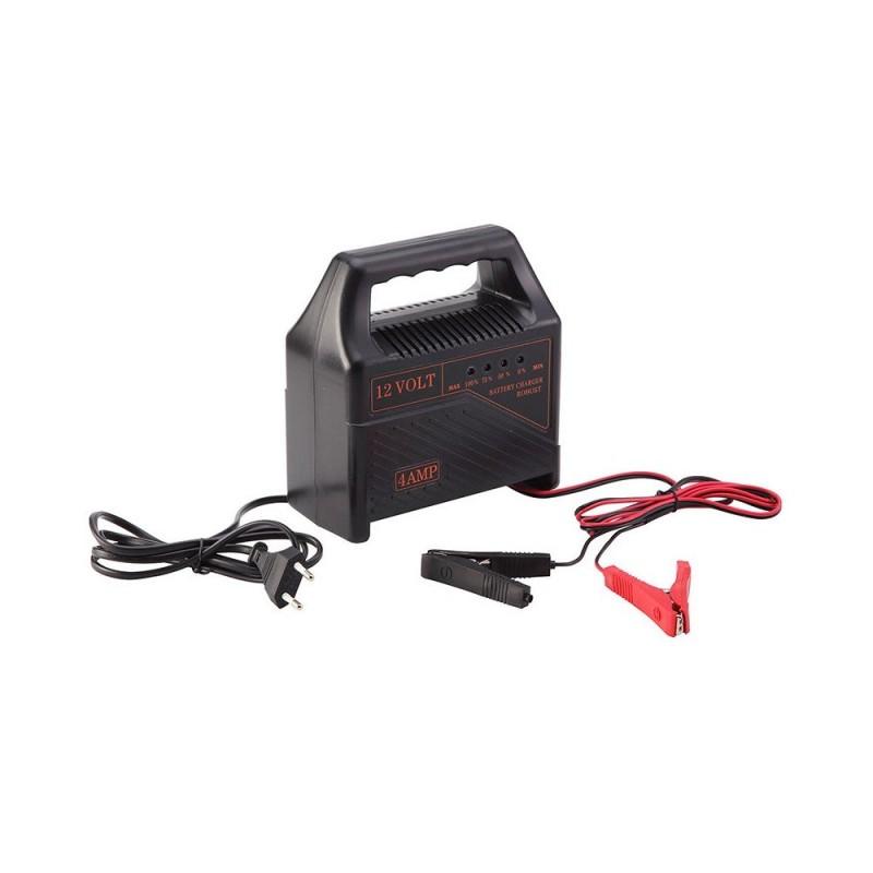 Chargeur de batterie voiture portable 12V 4 amp (1)