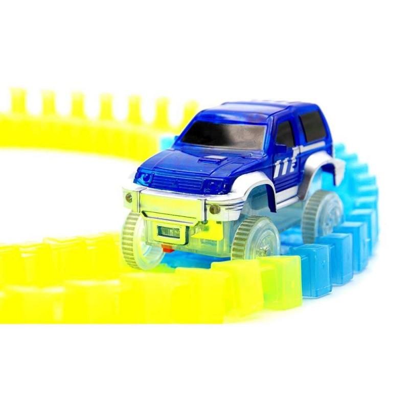 Circuit voiture electrique phosphorescent (2)