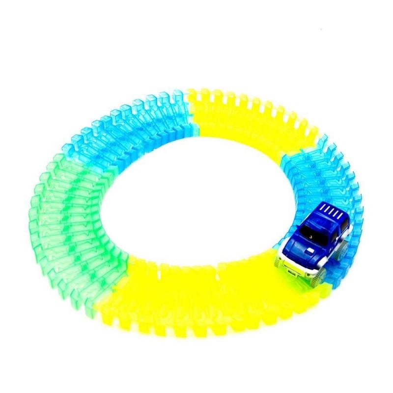 Circuit voiture electrique phosphorescent (3)
