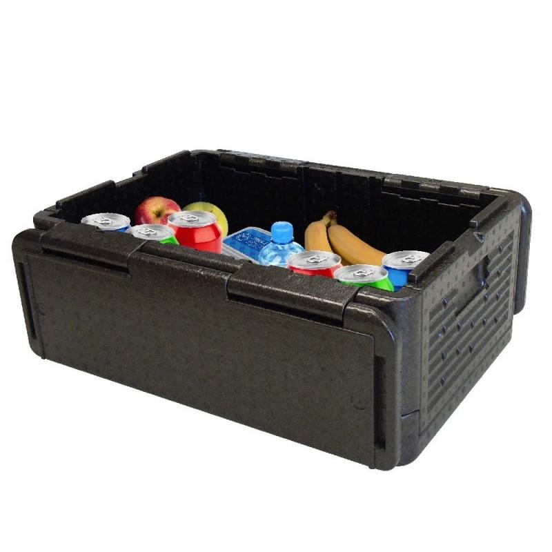 Caisse isotherme en polystyrène 38L Cold Box