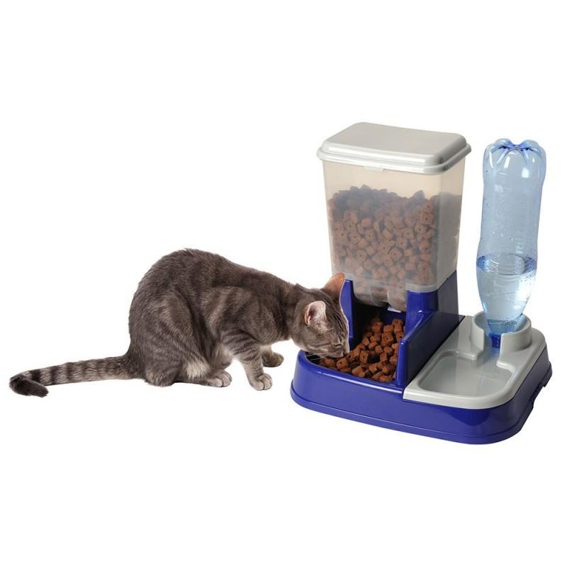 Distributeur de croquettes pour chien et chat (5)