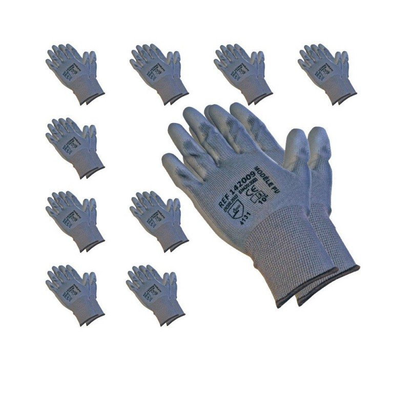 Gants professionnels multi-usages - Vendu par 10 paires (1)