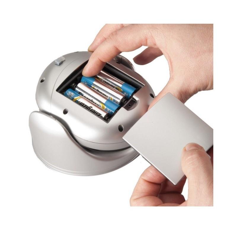 Lampe LED détecteur de mouvements pivotante 360 (3)