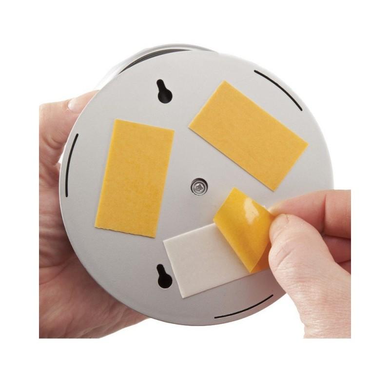 Lampe LED détecteur de mouvements pivotante 360 (4)