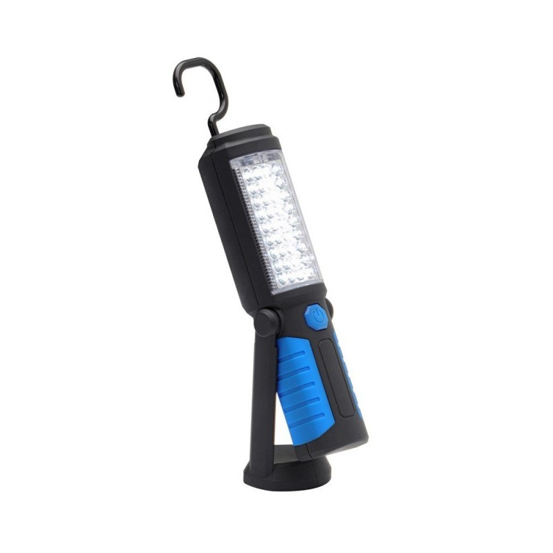 Lampe baladeuse LED magnétique avec crochet