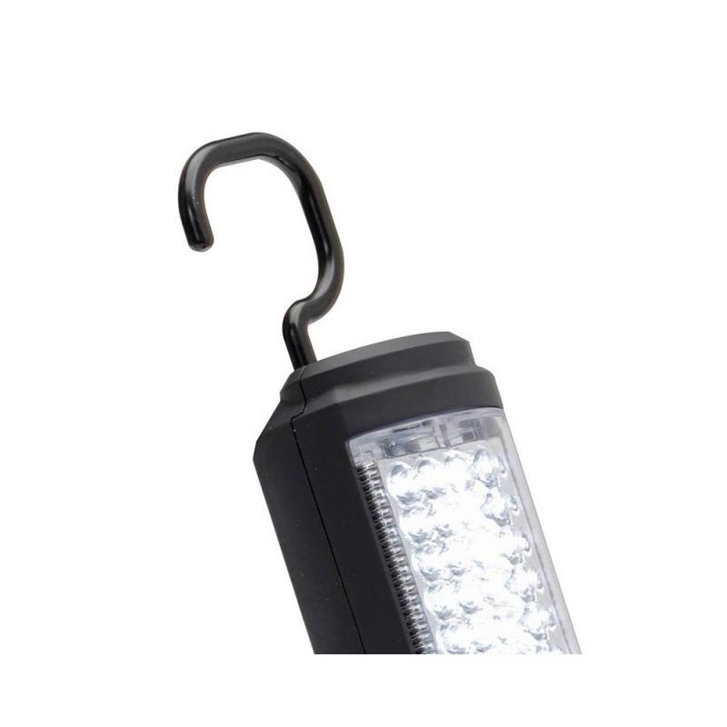 Lampe baladeuse LED magnétique avec crochet (1)