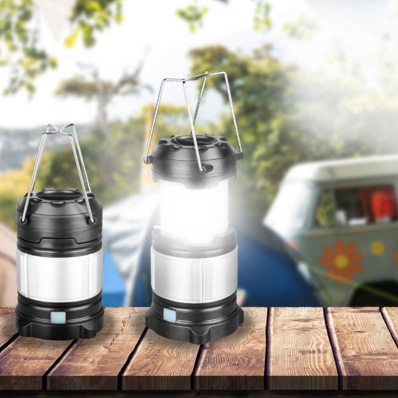 Lampe de camping rechargeable multifonctions (5)