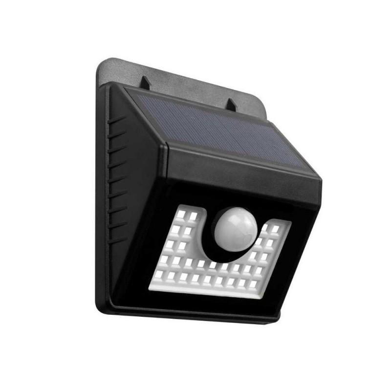 Applique murale solaire avec détecteur de mouvement Thunderlight Pro