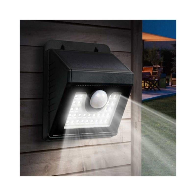 Applique murale solaire avec détecteur de mouvement Thunderlight Pro (1)