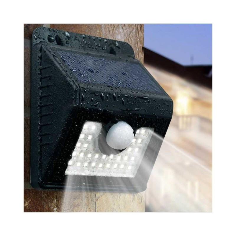 Applique murale solaire avec détecteur de mouvement Thunderlight Pro (2)