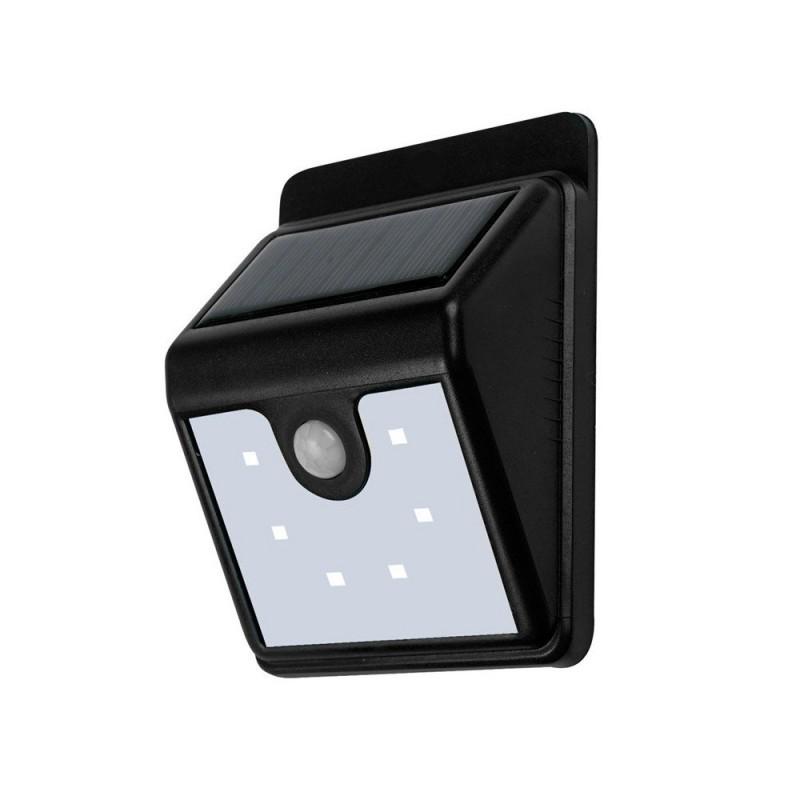 Appliques murales LED solaire avec détecteur de mouvements - lot de 2