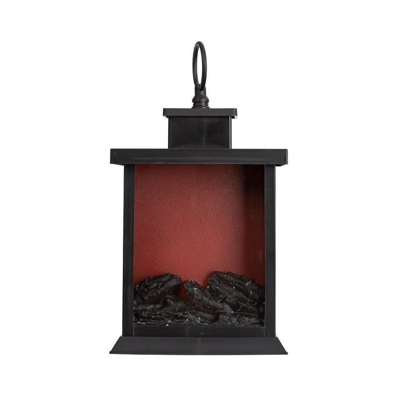 Lanterne LED cheminée (2)