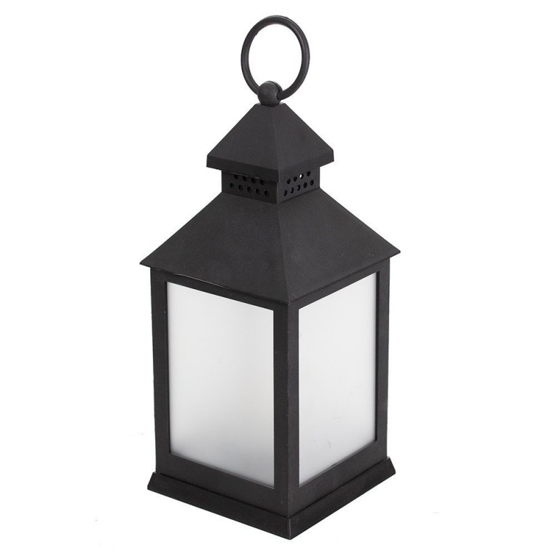 Lanterne LED effet flamme (1)