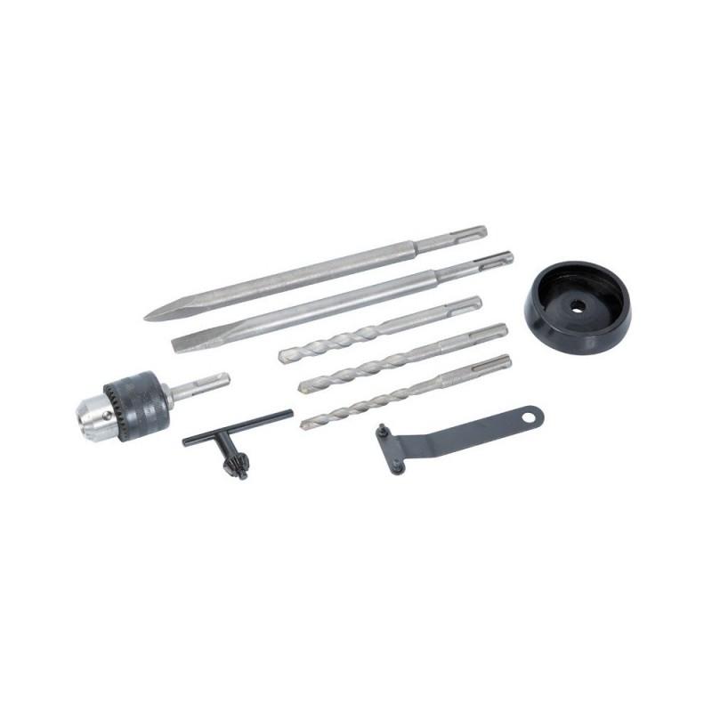 Marteau perforateur burineur 1500 W (2)