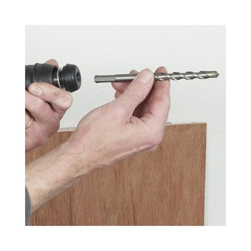 Marteau perforateur burineur 1500 W (6)