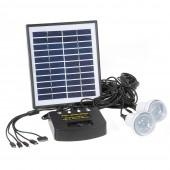 Mini kit solaire 6V 4W