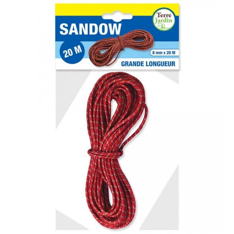 Sandow 20 mètres fin et souple 8 mm (1)