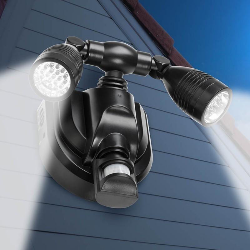 Spot LED extérieur avec détecteur de mouvements (3)