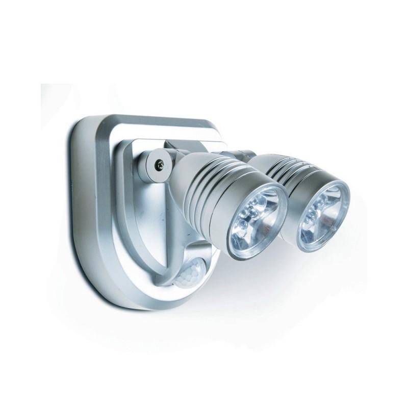 Spot LED avec détecteur de mouvement (1)