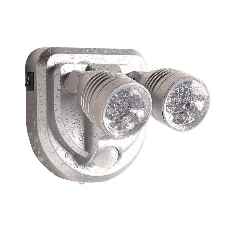 Spot LED avec détecteur de mouvement (2)