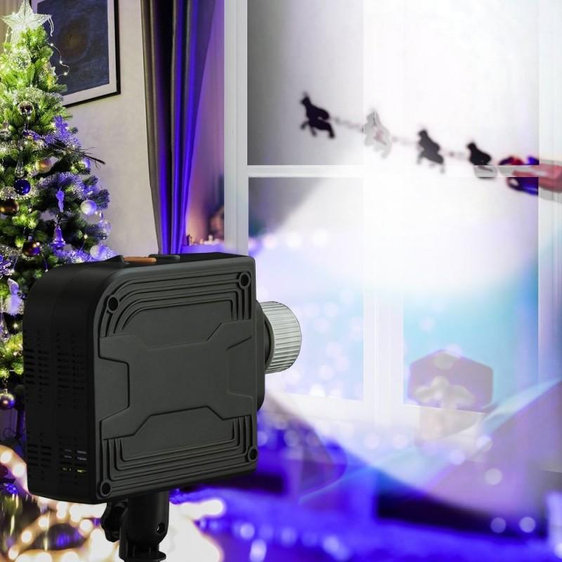 Projecteur d'animations Noël et Halloween (1)