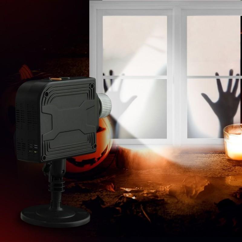 Projecteur d'animations Noël et Halloween (2)