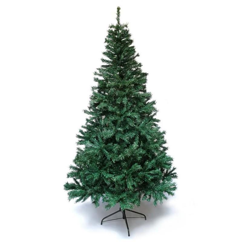 Sapin de Noël artificiel tradition et qualité (4)