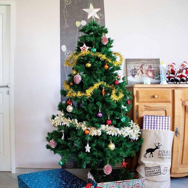 Sapin de Noël artificiel tradition et qualité (6)