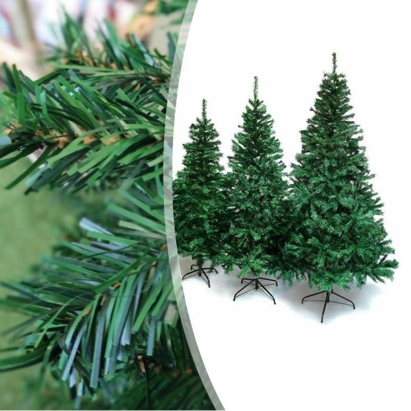 Sapin de Noël artificiel tradition et qualité (7)