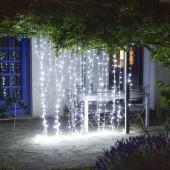 Rideau lumineux électrique à LED