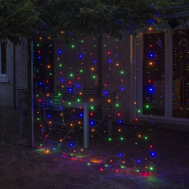 Rideau lumineux électrique à LED (1)