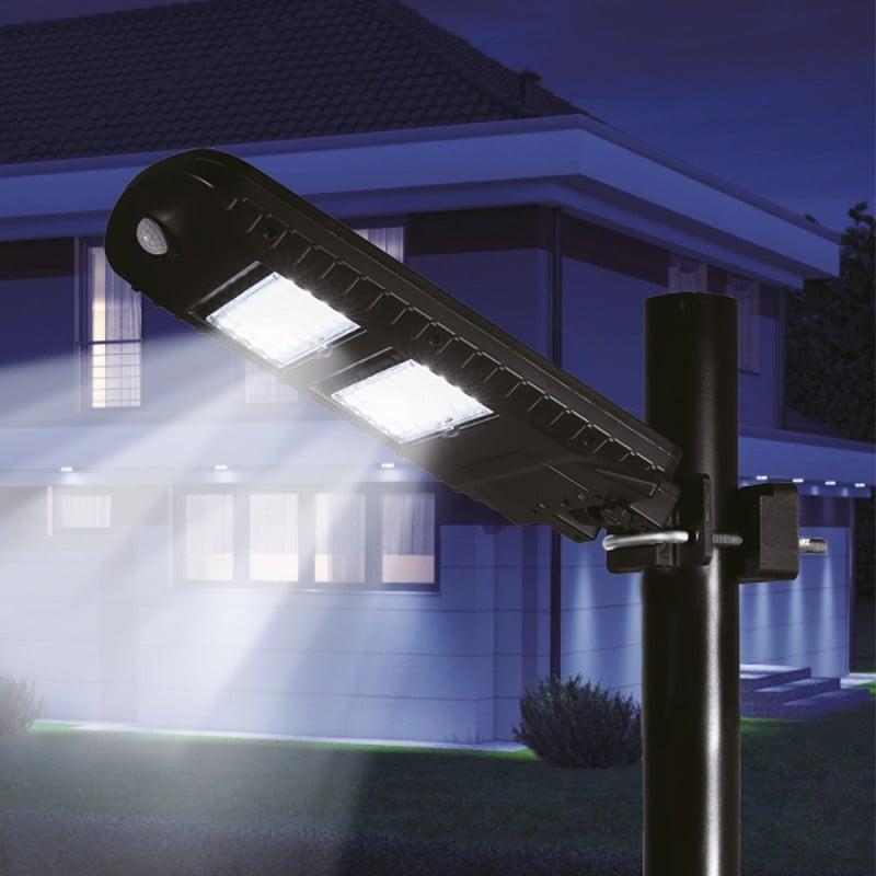 Lampadaire solaire de jardin - 1000 Lumens IP44 (3)