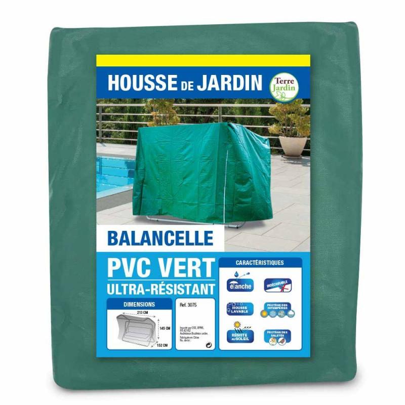 Housse de protection PVC balancelle - extérieur (1)